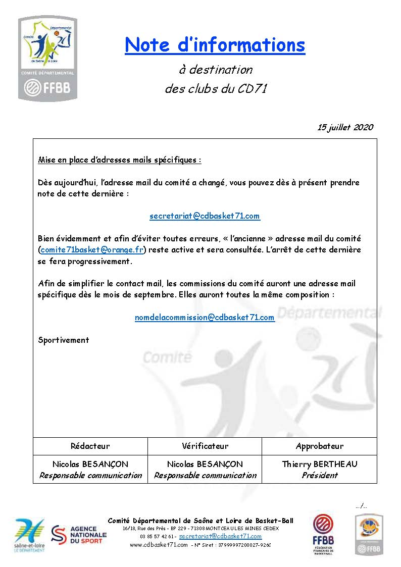note-adresses-mails-clubs
